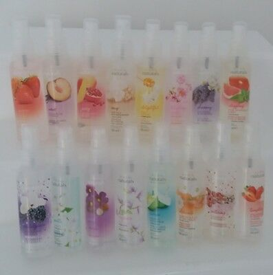 10 X AVON  NATURALS SCENTED SPRITZ ROOM LINEN HOME SPRAY 100ml ~ MIXED OR SELECT