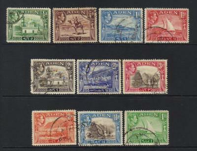 Aden 1939-1948 Defins 10 Used Values