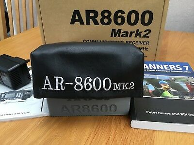 AOR AR-8600MK2 Communications Receiver unblocked