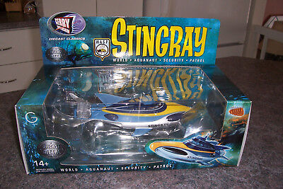 Stingray Product Enterprise Diecast