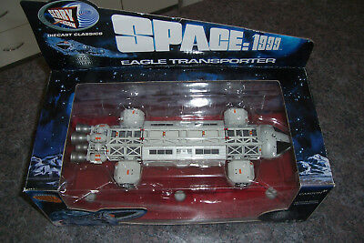 Space 1999 Eagle Transporter Product Enterprise Diecast