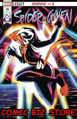 Spider-Gwen #25 (2017) 1St Printing Bagged & Boarded Marvel Legacy Tie-In