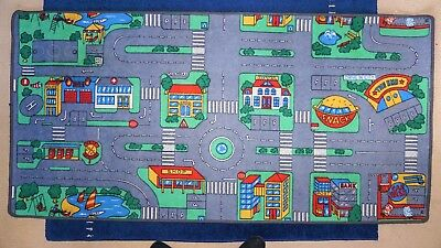 Extra Large Road / Car / Town Play Mat