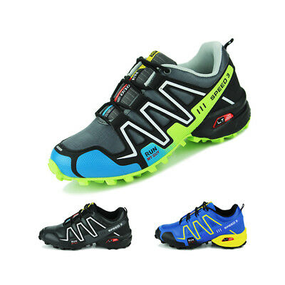 Men's Hiking Shoes Outdoor Trekking Sneakers Sports Speedcross 3 Running shoes