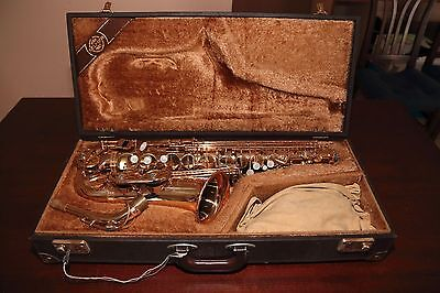 Sax Alto Selmer Super Action 80 II