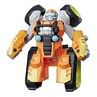 Playskool Heroes Transformers Rescue Bots Rescan BRUSHFIRE Forest ATV (C0267)