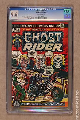Ghost Rider (1973 1st Series) #6 CGC 9.6 0801769013