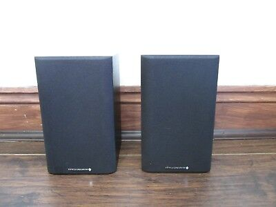 Excellent Condition Wharfedale 9.0 Speakers With Front Covers