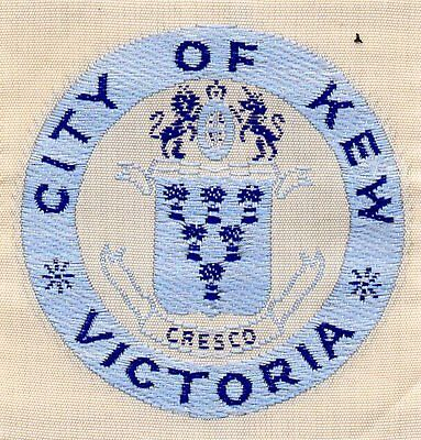 Victoria Scout Badge  City Of Kew