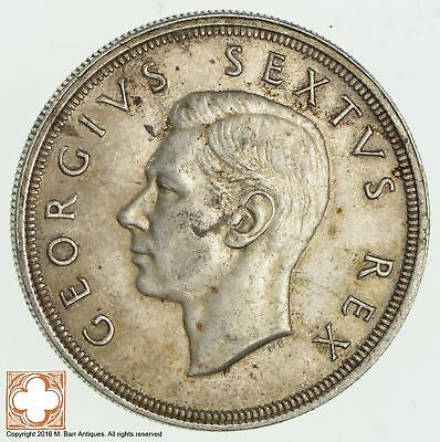 1948 South Africa 5 Shillings *9320