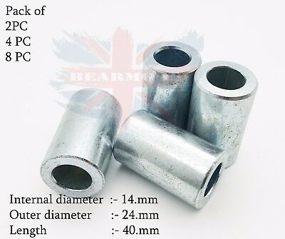 Metal tube Steel Spacer Sleeve Long Tube Distance Insert Joint weld Connector