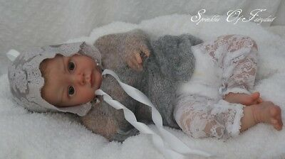 LTD Edition Chloe x Natali Blick Beautiful Reborn baby Girl
