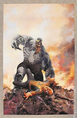 Venom vs. Spider-Man Print by Arthur Suydam
