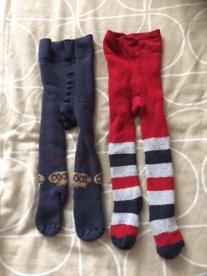 👶🏼💙Boys Tights Aged  6-12 Months💙👶🏼