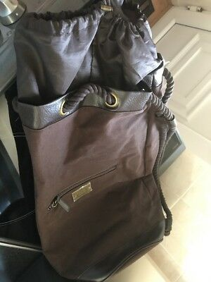 Ted Baker Brown Duffle Bag Unused Suit University, Festivals, Holidays