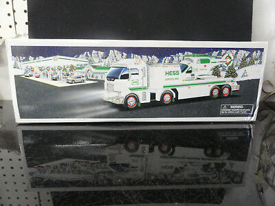 Hess 2006 Toy Truck And Helicopter - Mib - Free Shipping!