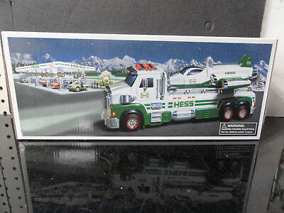 Hess 2014 Toy Truck And Space Cruiser With Scout - Mib - 50 Years Edition