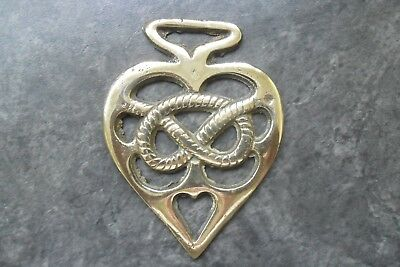 Staffordshire Knot Horse Brass