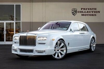 2007 Rolls-Royce Phantom Base Sedan 4-Door MANSORY CONQUISTADOR OVER $150K IN UPGRADES, CUSTOM SHOW CAR
