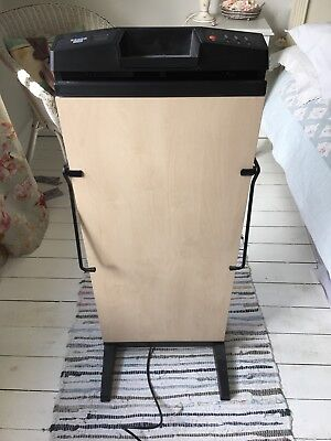 Corby Trouser Press Beech Front 7700c