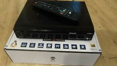 Amiko Alien 2+ (sat/cable) triple tuner HD box dual boot