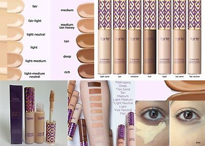 TARTE SHAPE TAPE CONTOUR CONCEALER 10ml Brand New-UK seller