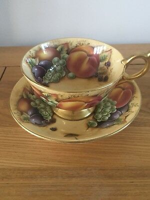 Aynsley China Cup and Saucer. Excellent condition.
