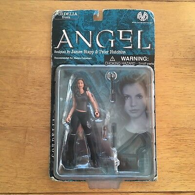Buffy The Vampire Slayer Angel BNIB Cordelia Moore Action Collectibles