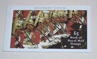 Stamp Pickers Great Britain 1990 London Life Prestige Booklet Sc #BK154 NH $40