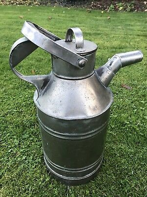 Vintage Gypsy/Canel Boat Water Carrier Can