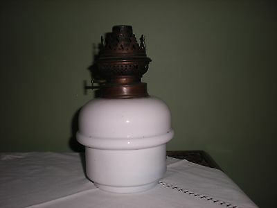 Old French Oil Lamp.to renovate