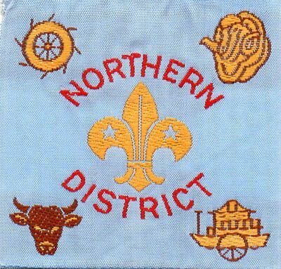 Victoria Scout Badge    Northern District