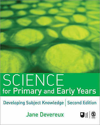 Science for Primary and Early Years, Jane Devereux