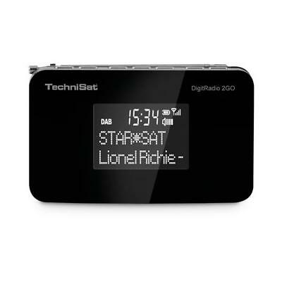 144157 Technisat Digitradio 2Go Portables Dab+ Digitalradio Im Taschenformat Sch