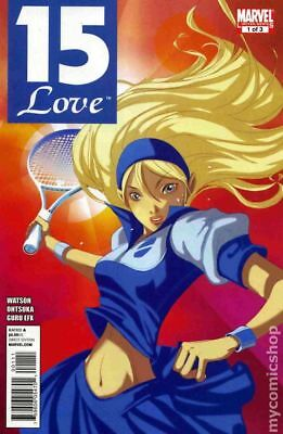 15 Love (2011 Marvel) #1 NM