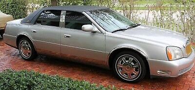 2004 Cadillac DeVille yes 2004 cadillac deville gold series