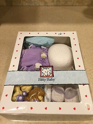 American Gil Bitty Baby Spring time set