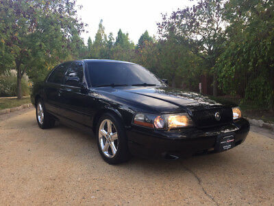 2004 Mercury Marauder Base Sedan 4-Door 1 owner free shipping warranty cheap clean rare collector muscle finance