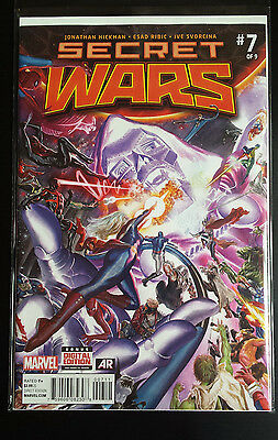 Secret Wars # 7  Marvel Comics Bagged