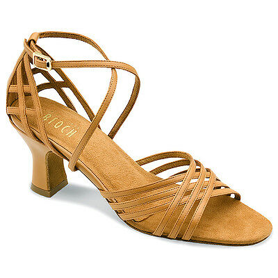 "Women's Bloch 2.5"" Yvette Latin Dance Pumps"