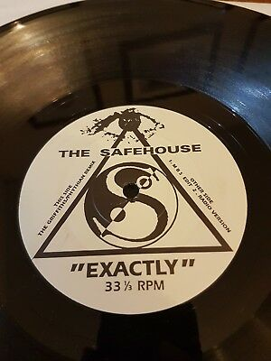 The Safehouse ‎– Exactly Label: Riff Raff Records ‎