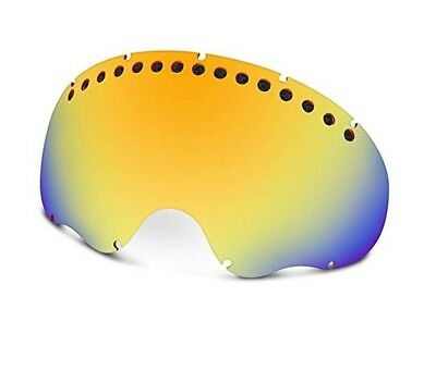New Oakley A-Frame Goggles Replacement Lens Fire