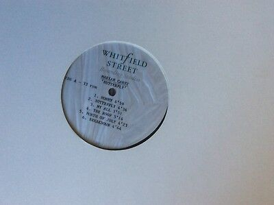 """Marian Carey - Butterfly - """"The Full Album"""" ACETATE...Extremely Rare."""