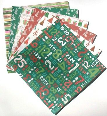 Holiday Cheer - 6x6 Forever in Time Scrapbooking Paper Pack