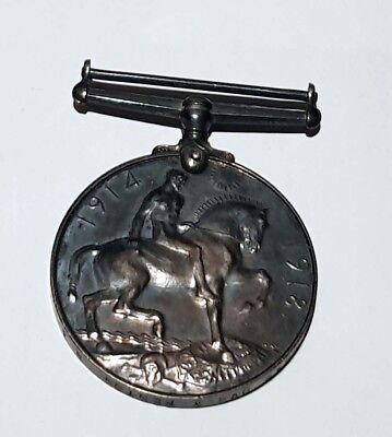 ww1 silver war medal royal artillery
