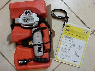 Petzl Nao Headtorch 575 Lumens Reactive Lighting - Boxed in Mint Condition