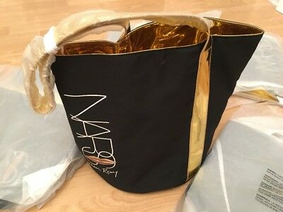 new NARS Holiday 2017 Man Ray Collection Tote Bag approximately 34X29X22 cm