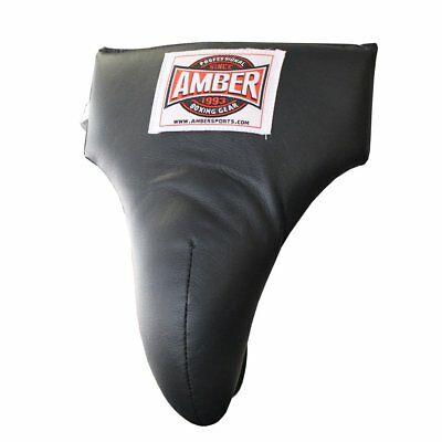Amber Sporting Goods Men's Boxing Groin Protector, New, Large