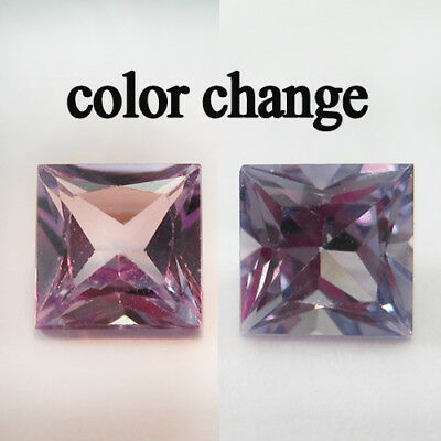 1.69 Cts Amazing Well Selected Matching Pair Color Changed Natural Alexandrite