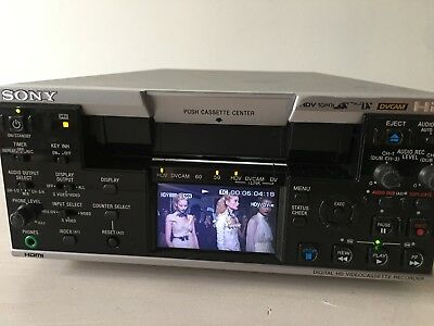 Sony HVR-M25U Desktop HDV VTR Professional Recorder / Player 3